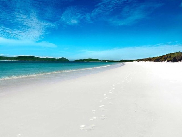 Hamilton Island Sojourn. Heavenly Whitehaven Beach, Australia