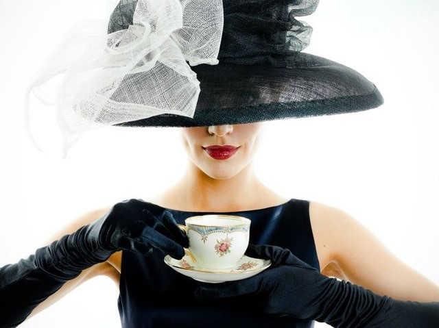 The Wow! Factor. Anyone for tea?