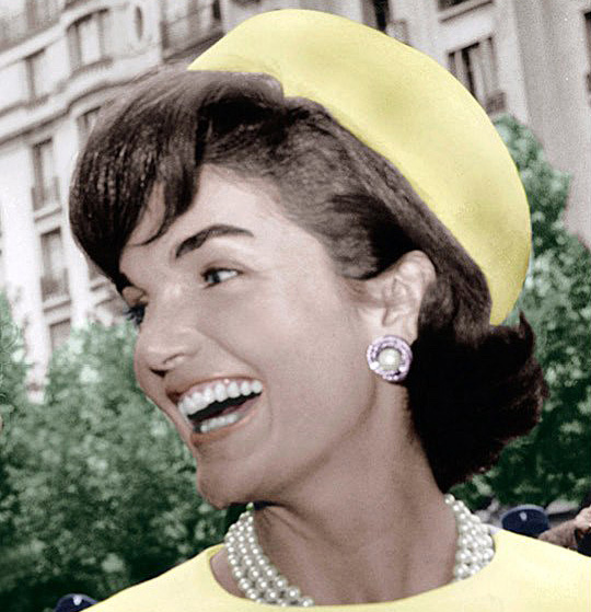 Jackie Kennedy, the First Lady of Style