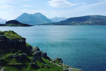 The splendour of the Sound of Raasay