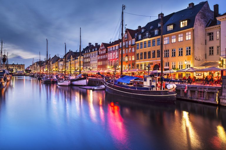 Copenhagen is just a quick and easy hop away for a stylish Scandinavian weekend