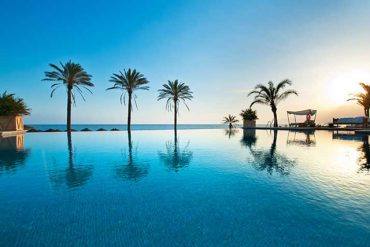 Awaken the senses at this wellness retreat at the Marbella Beach Club in Spain