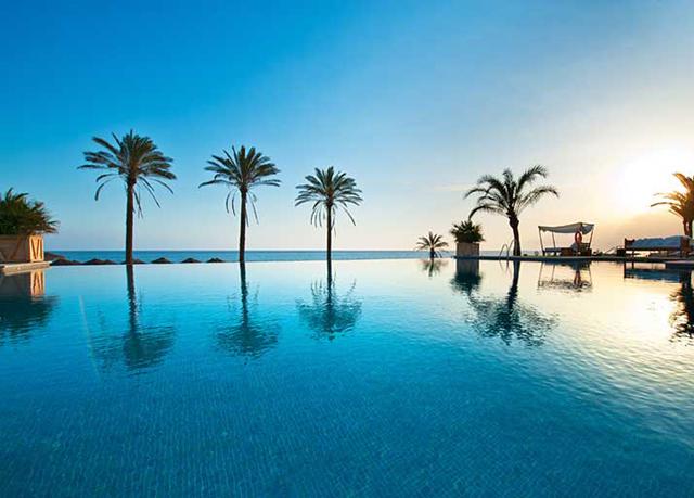 Awaken the senses at this wellness retreat at the Marbella Beach Club in Spain