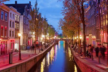 Amsterdam is a terrific short flight getaway