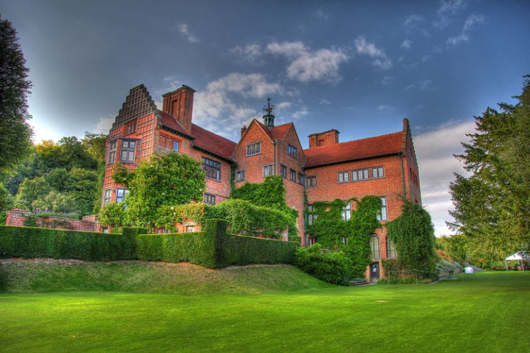 It's definitely worth a visit to Chartwell, the home of Sir Winston Churchill