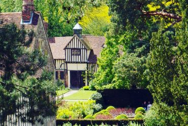 Ightham Mote is a 14th Century moated manor house surrounded by a 546-acre national trust estate in Kent and is a must see.