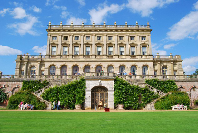 Cliveden invites you to make your own history within its storied walls