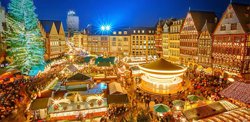 The Strasbourg Christkindelsmärik is the oldest Christmas market in France