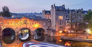 Bath is one of England's most beautiful and historical towns