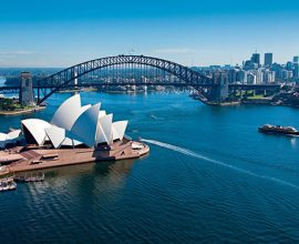 From the majestic Sydney Harbour to the beautiful coastal beaches, what's not to love about the beautiful Harbour City