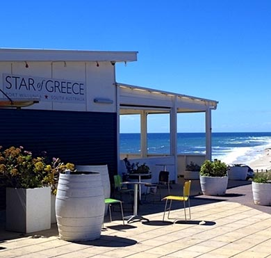 The Star of Greece is a jewel on the Fleurieu Peninsula and is one not to be missed.
